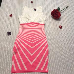 2B bebe Women Dress Strech Size S